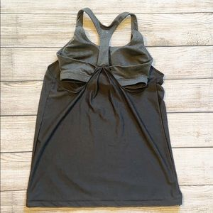 Under Armour Tops - Under Armour Tank with Built-In Bra